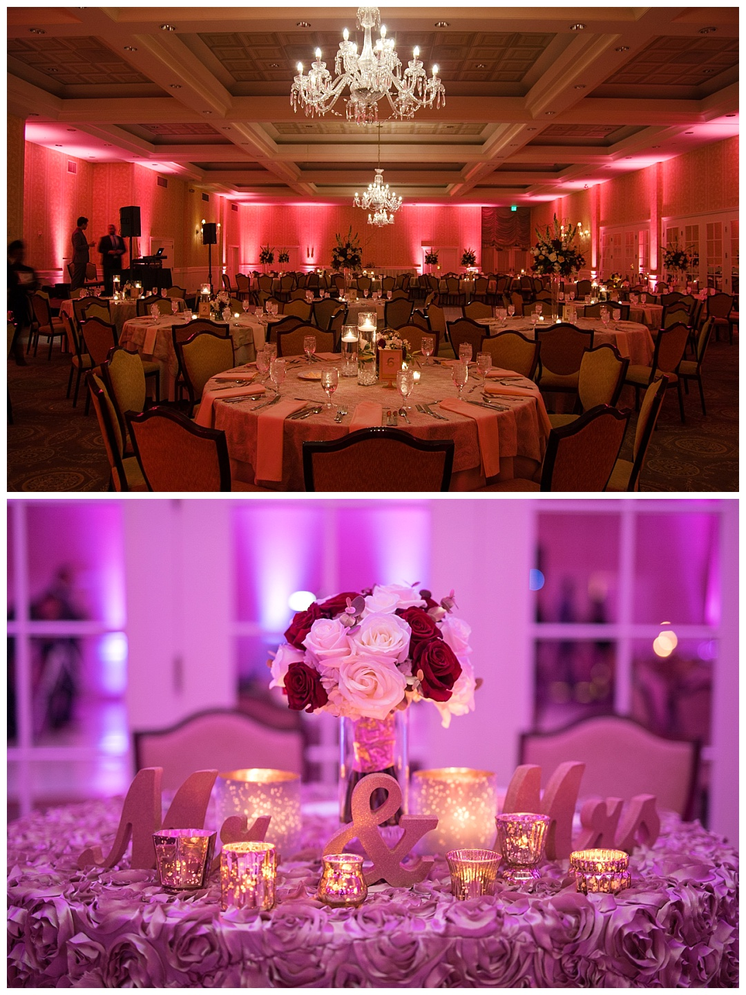 Baltimore Suburban Country Club Wedding | Aaron Haslinger Photography