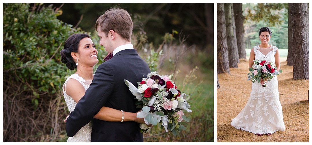 Piney Branch Golf Club Wedding Photos | Aaron Haslinger Photography