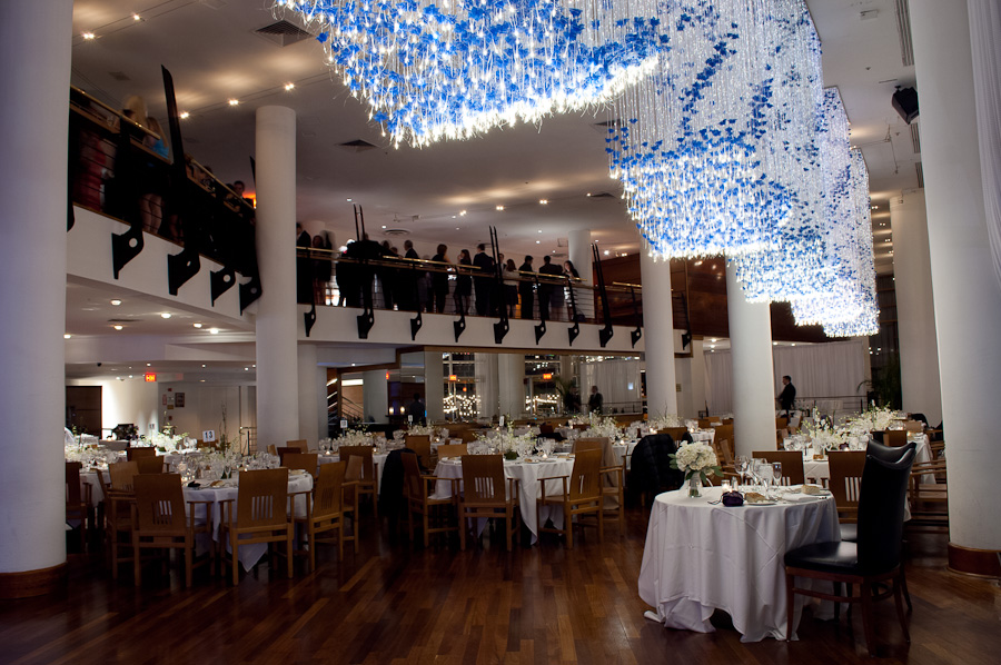 Reception Sequoia Restaurant Photo Booth Instant Clic Flowers Wisteria Band The Rollex