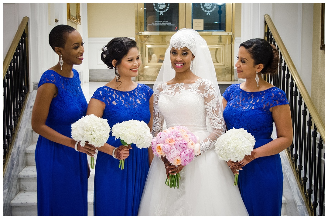 DC Mayflower Hotel Wedding | Aaron Haslinger Photography