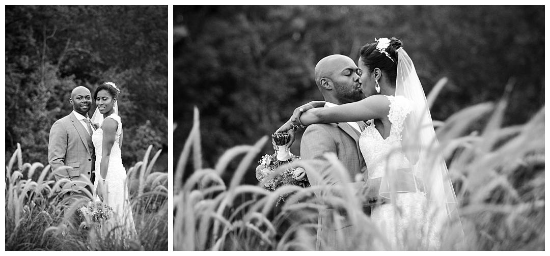 Clyburn Arboretum wedding photos