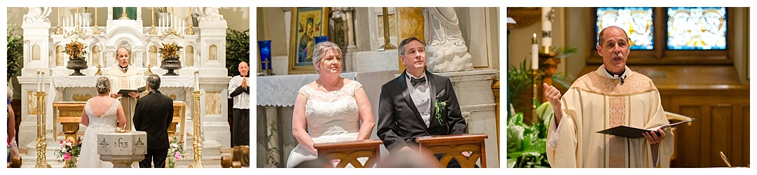 Saint Augustine Church wedding