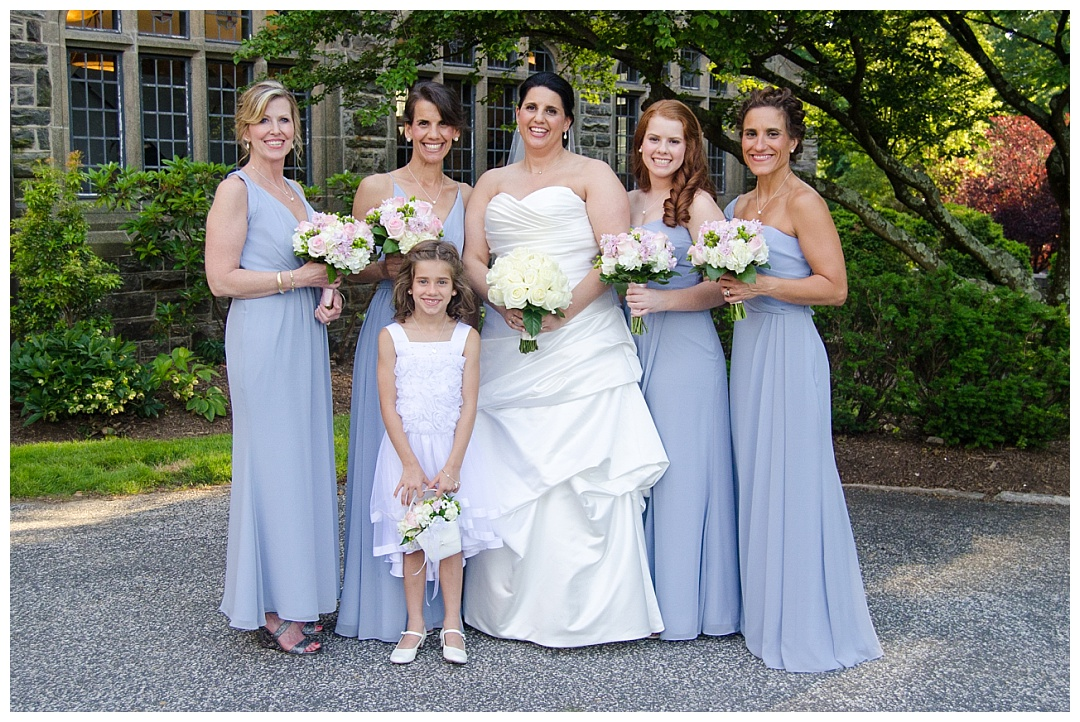 bridesmaids Maryvale Castle