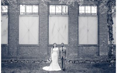 Rebecca + Shawn | Mt. Washington Mill Dye House Wedding Photos | Baltimore Wedding Photographer