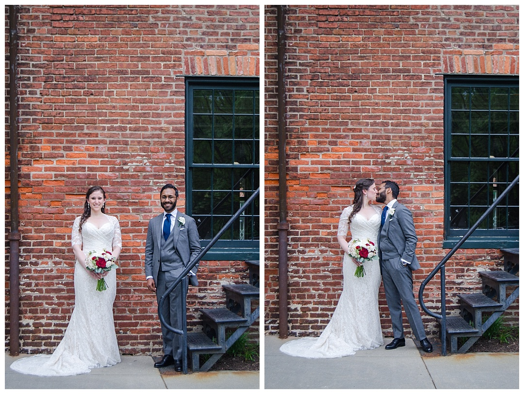 Mt. Washington Mill Dye House Wedding Photos