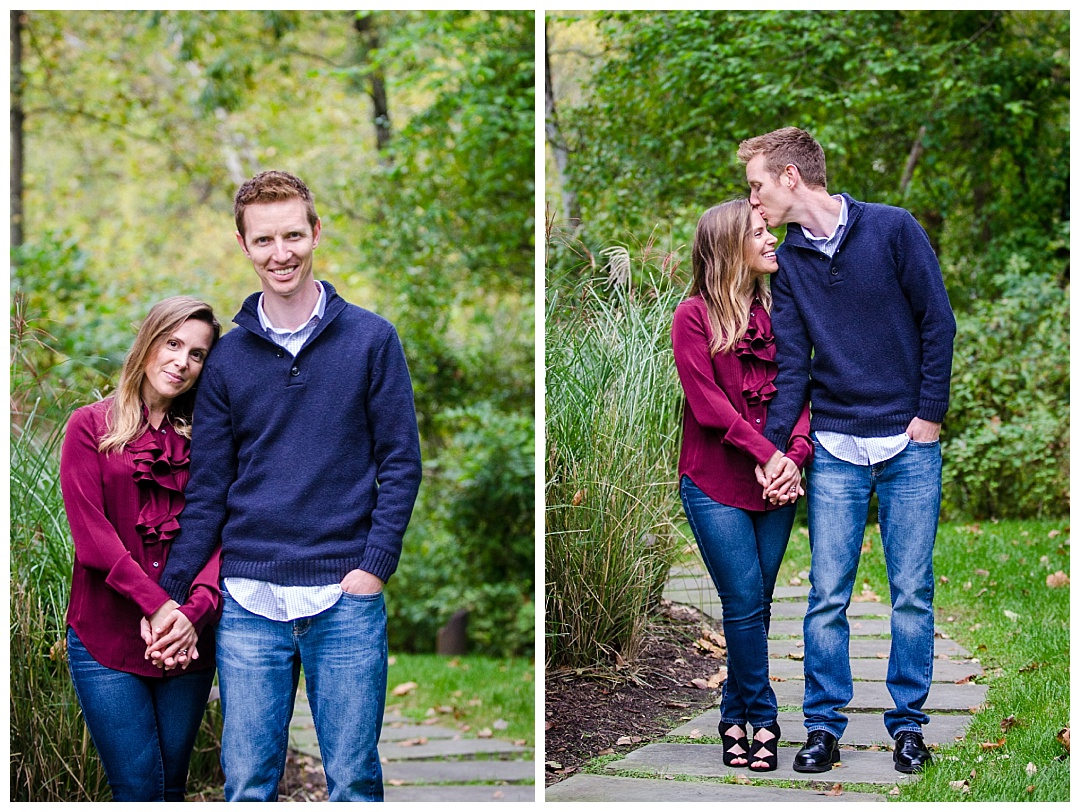 Oella Mill Engagement Photos