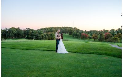 Jill + Sean | Piney Branch Golf Club Wedding Photos | Baltimore Wedding Photographer