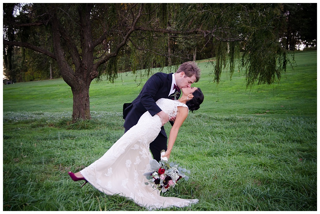 Piney Branch Golf Club Wedding Photos | Aaron Haslinger Photography