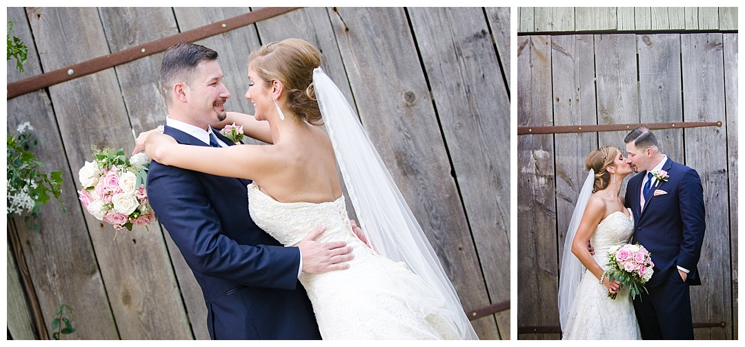 Spring Hill Manor wedding photo