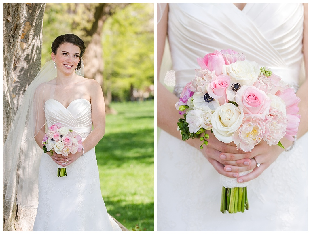 Wolftrap Wedding Photos