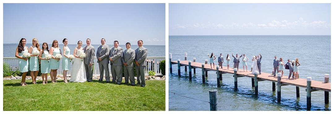 Celebrations at the Bay Wedding Photos | Aaron Haslinger Photography