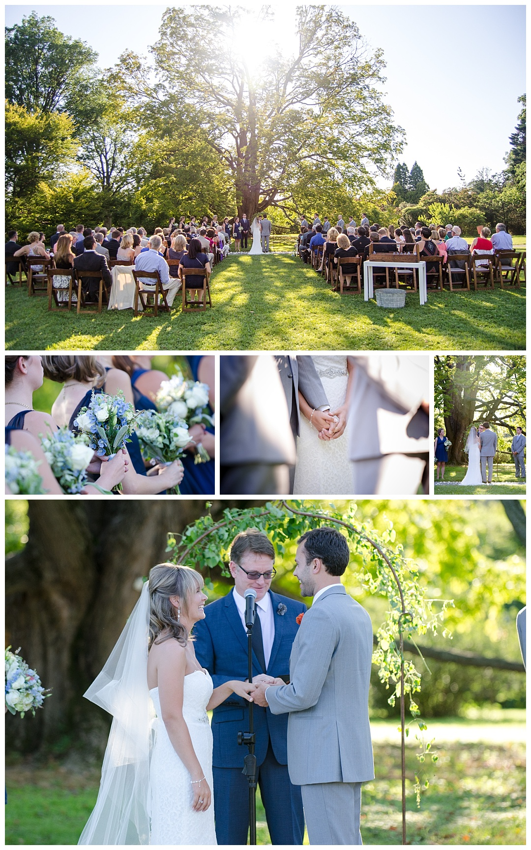 Cylburn Arboretum Wedding Photos | Aaron Haslinger Photography