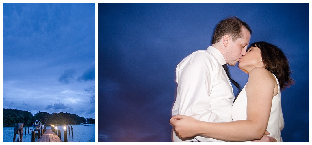 Easton Waterfront Wedding Photos | Aaron Haslinger Photography