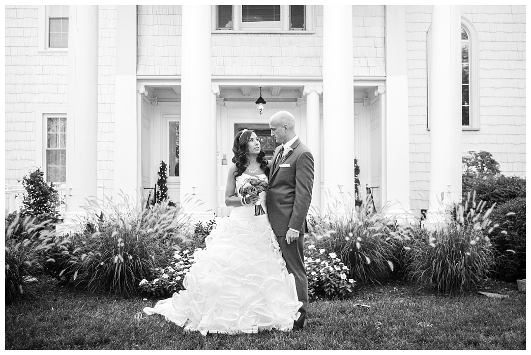 Overhills Mansion Wedding Photos | Aaron Haslinger Photography