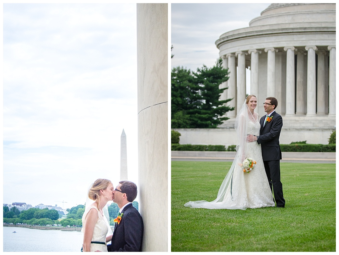 St. Johns School | DC Wedding Photos | Aaron Haslinger Photography