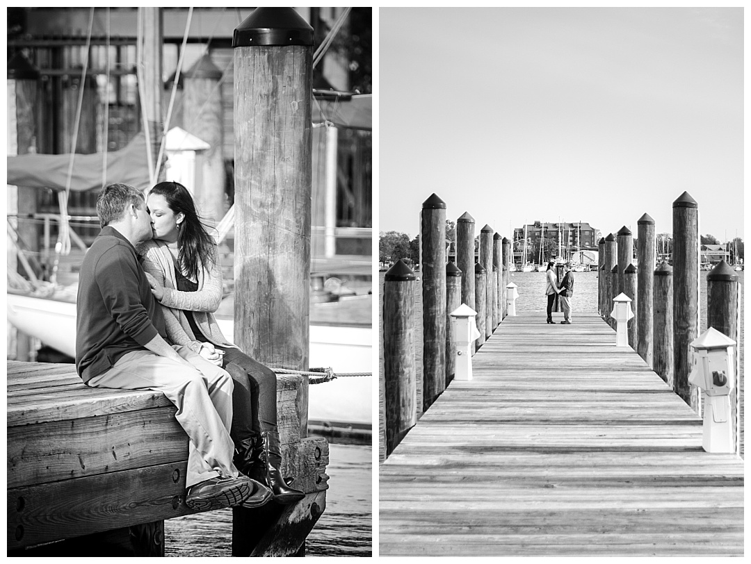 Annapolis Engagement Photos | Aaron Haslinger Photography