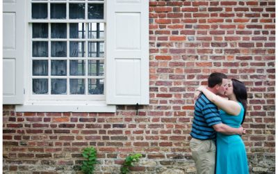 Kristen + Joshua | Annapolis Engagement Photos | Maryland Wedding Photographer