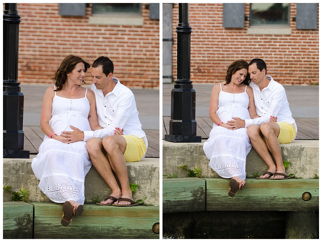 Home Maternity Photos | Aaron Haslinger Photography