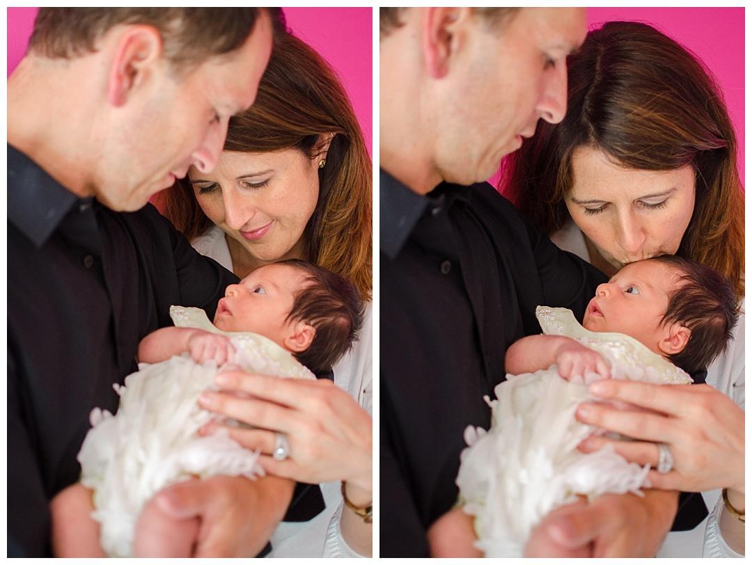 Baltimore Home Newborn Photos | Aaron Haslinger Photography