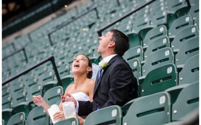 Jennifer + Douglas | Camden Yards Wedding Photos | Baltimore Wedding Photographer