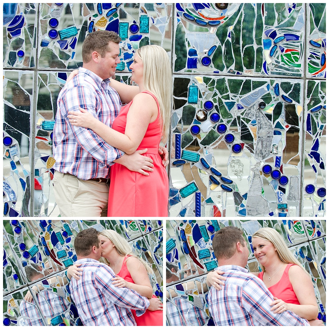 Engagement Photos Visionary Arts Museum | Aaron Haslinger Photography