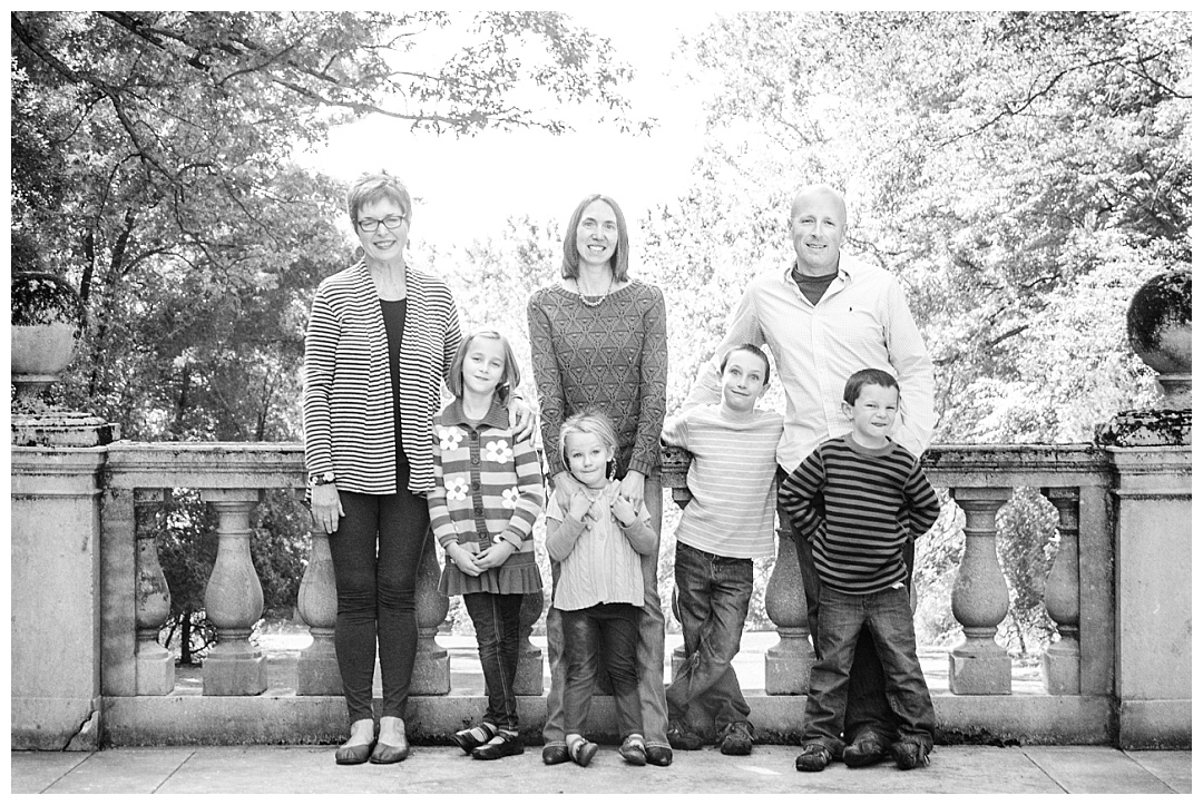 Family Photos at Strong Mansion | Aaron Haslinger Photography