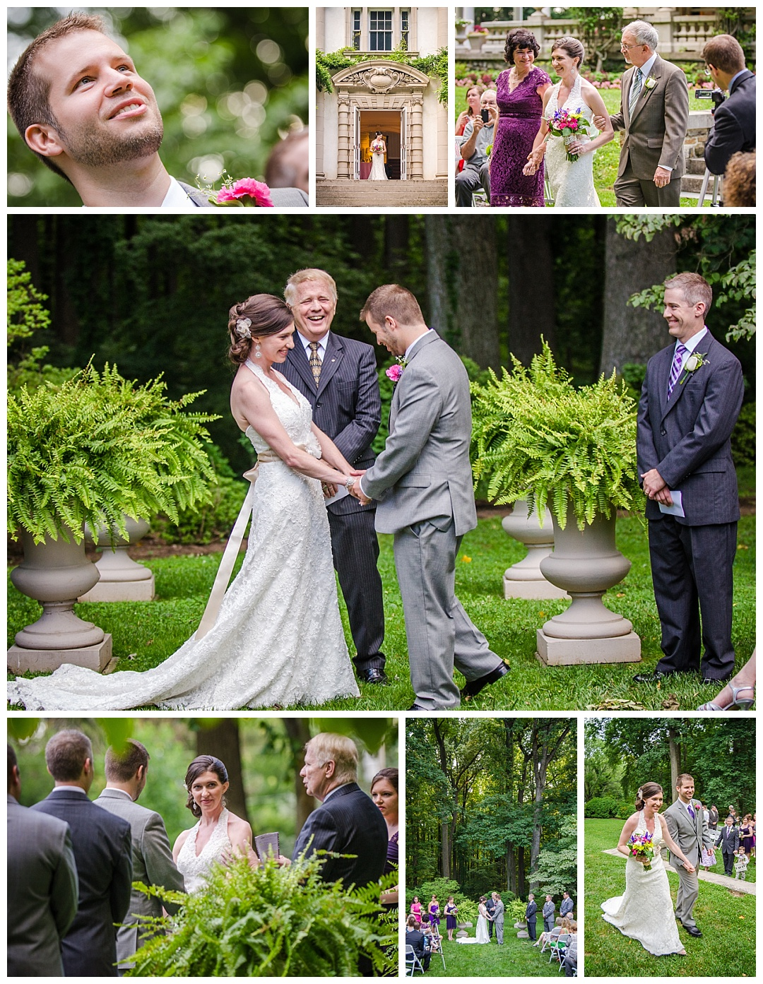 Liriodendron Mansion Wedding Photos | Aaron Haslinger Photography