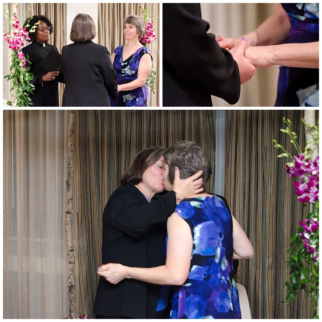 Palomar Hotel Wedding Photos | Aaron Haslinger Photography