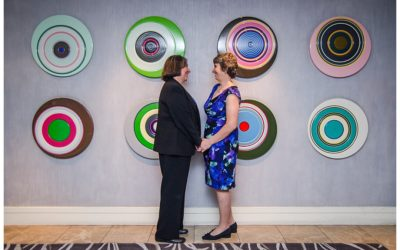 Karen + Michelle | Palomar Hotel Wedding Photos | DC Wedding Photographer