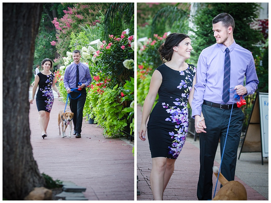 Washington DC Engagement Photos | Aaron Haslinger Photography