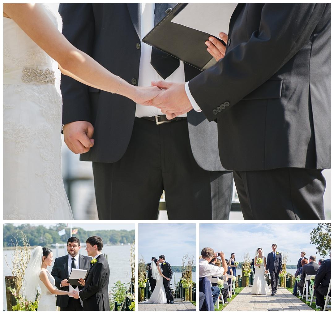 Water's Edge Event Center Wedding Photos | Aaron Haslinger Photography