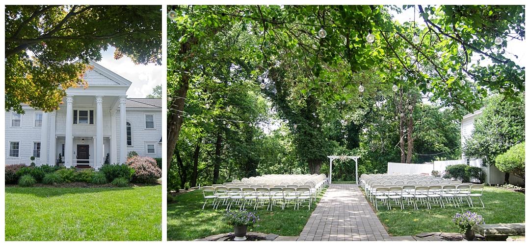 Overhills Mansion Wedding Photos | Aaron Haslinger Photography