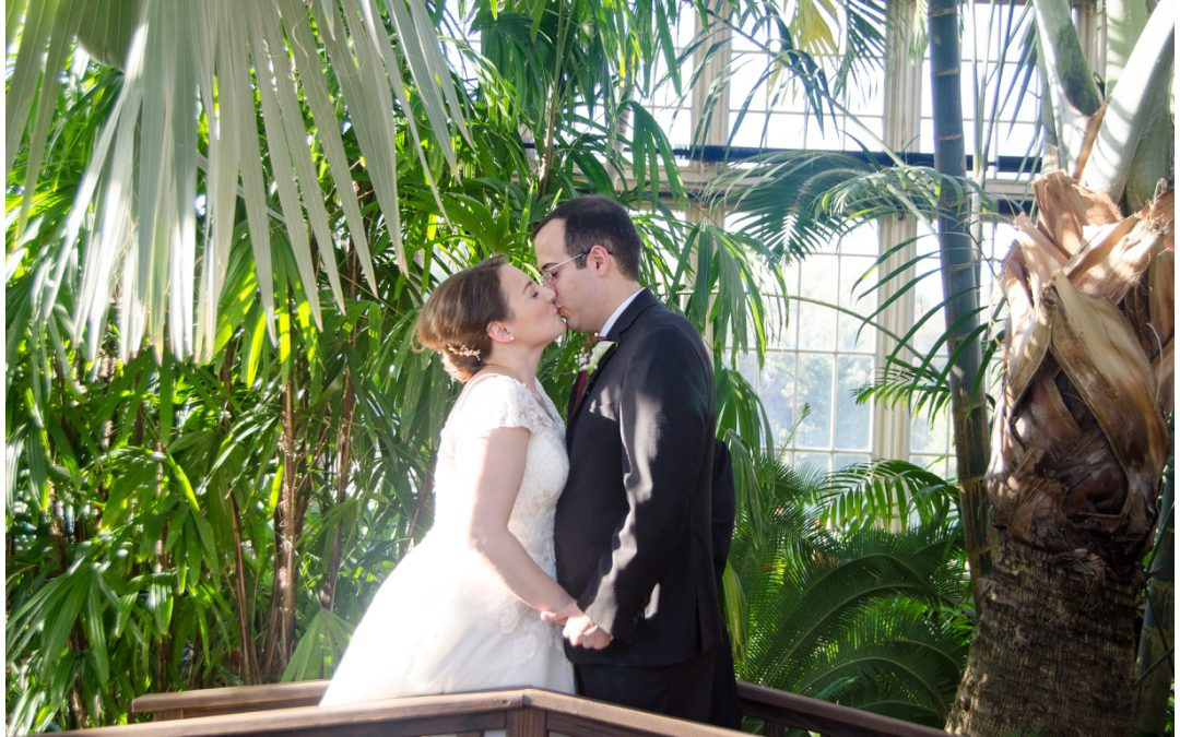 Amelia + Jake | Rawlings Conservatory Wedding Photos | Baltimore Wedding Photographer