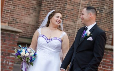 Chrissy + Brent | Westminster Hall Wedding Photos | Baltimore Wedding Photographer